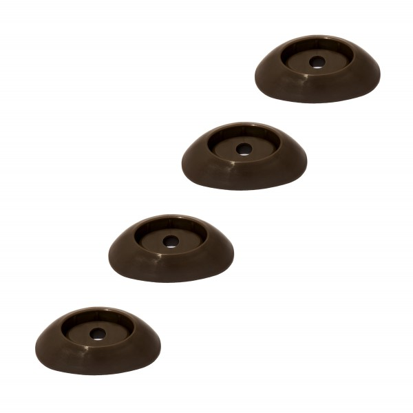"Bestway® Spare Part P61818 Footing for 12'x39.5"" Steel Pro MAX™ Deluxe Series Pool (4pack)"